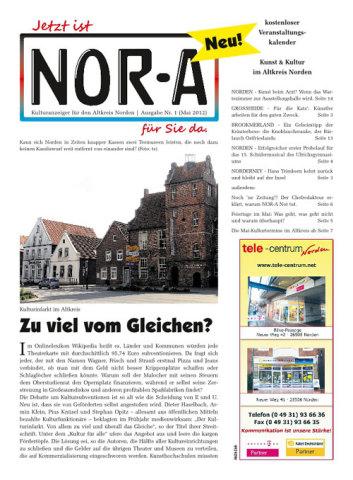 NOR-A, das offene Regionalblog für den Altkreis Norden