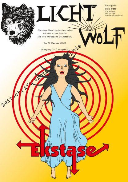 Lichtwolf Nr. 54 (Ekstase)