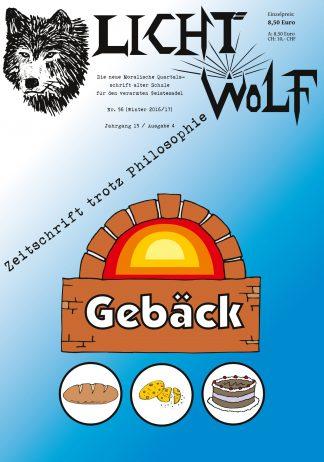 Lichtwolf Nr. 56 (Gebäck)
