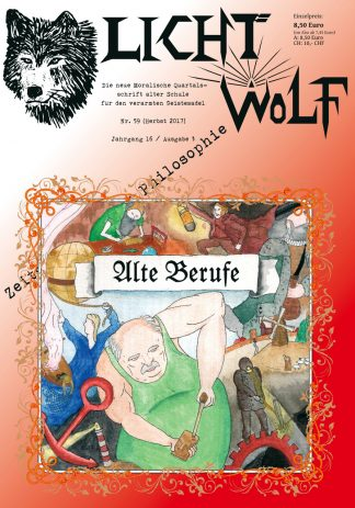 Lichtwolf Nr. 59 (Alte Berufe)