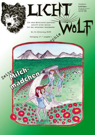 Lichtwolf Nr. 61 (Milchmädchen)