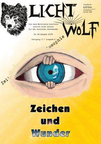 Lichtwolf Nr. 62 (Zeichen und Wunder)