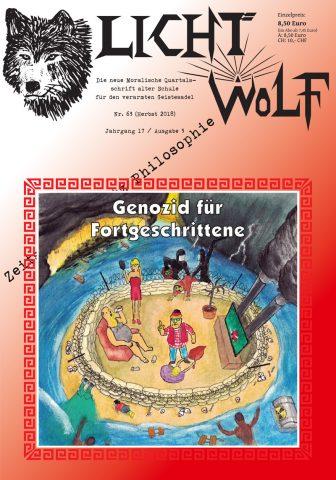 Lichtwolf Nr. 63 (Genozid für Fortgeschrittene)